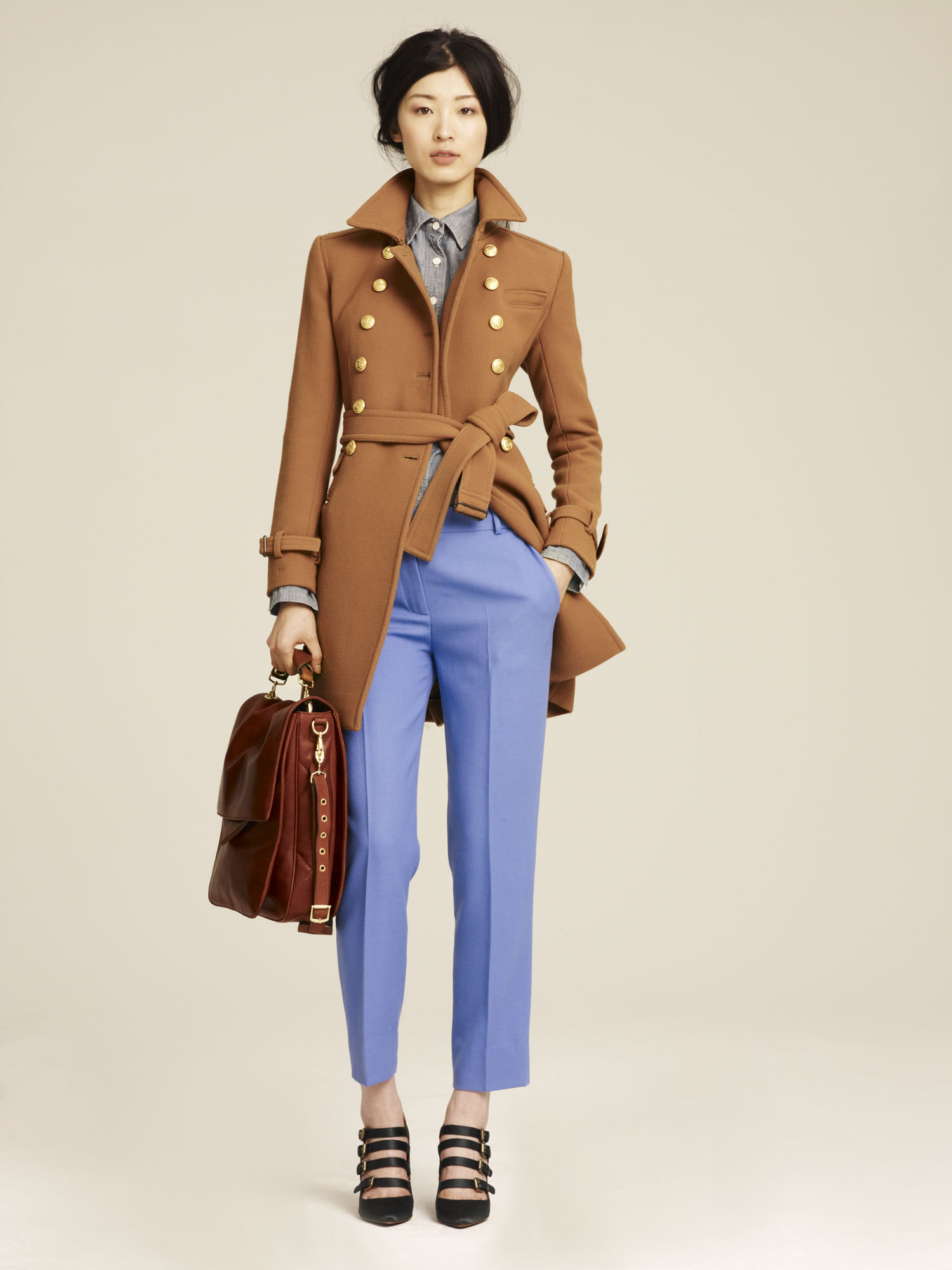 {Top Three} J.Crew Women's Fall/Winter 2011