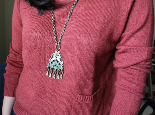 Jewelmint Nordic Treasure Necklace